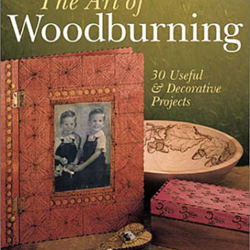Woodburning by Betty Auth