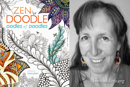 Zen Doodle Oodles of Doodles by Tonia Jenny
