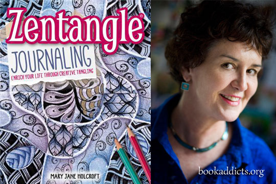 Zentangle Journaling by Mary Jane Holcroft review | Book Addicts