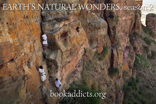 Earth's Natural Wonders Season 2 review | Book Addicts