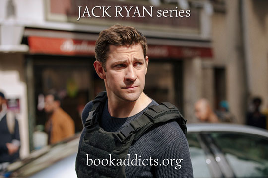 Jack Ryan series review | Book Addicts
