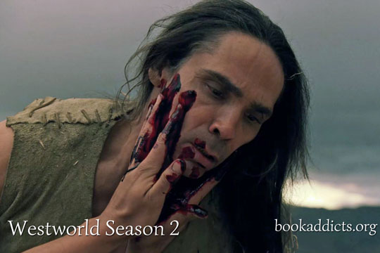 Zahn McClarnon steals the show in Season 2 of Westworld